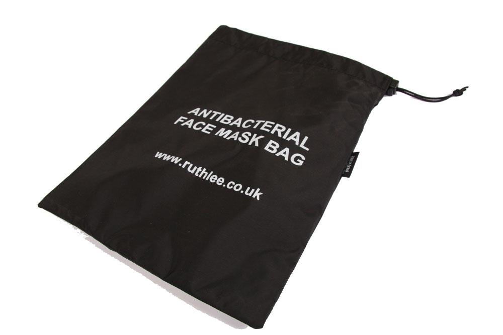 Anti Bacterial Fase Mask Bag