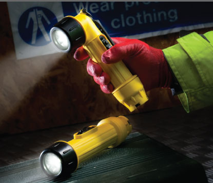 LED Safety Torch