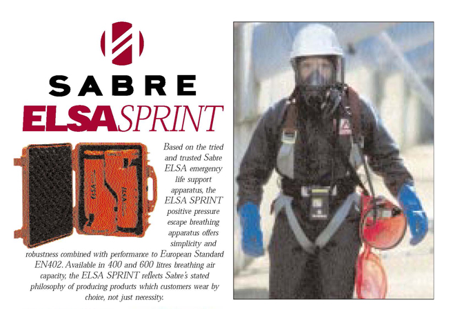 SABRE ELSA-Sprint