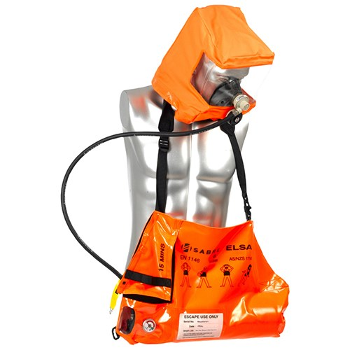 3M™ Scott™ ELSA Sprint Escape Emergency Life Support Apparatus